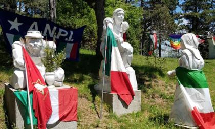 La commemorazione del 2 giugno al Passo del Biscia