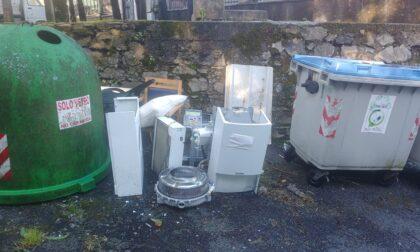Tolleranza zero per i rifiuti abbandonati