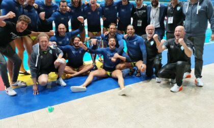 La Pro Recco vince la Coppa Italia