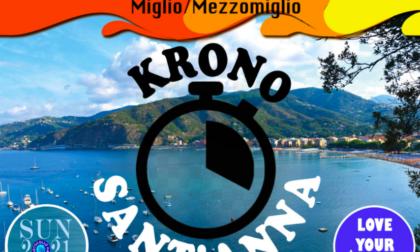 Torna la Krono Sant'Anna, gara di nuoto nella meravigliosa cornice della Baia delle Favole