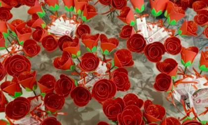 Una Rosa contro la violenza sulle donne: da oggi in negozi e librerie