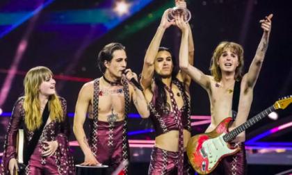 Da Sanremo alla vetta d'Europa: i Måneskin vincono l'Eurovision Song Contest