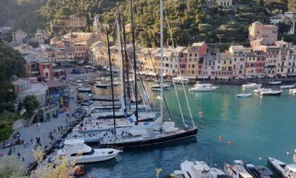Le regate di Portofino e la ripartenza