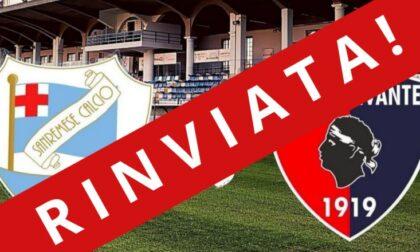 Covid, salta il match Sanremese-Sestri Levante