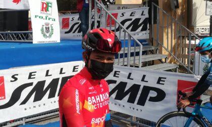Santiago, dalla Fontanabuona al Giro d'Italia