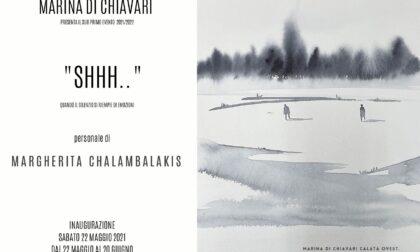 """La mostra personale di Margherita Chalambalakis """"Shhh... quando il silenzio si riempie di emozioni"""""""