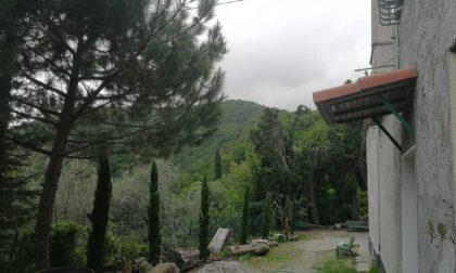 Capella dell'Ascensione: a dimora sette cipressi