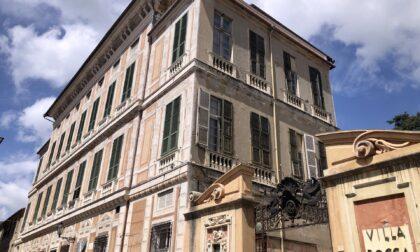 Chiavari, prosegue il restauro conservativo di Palazzo Rocca