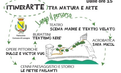 """""""Lo sguardo di Giulia"""", l'evento domani a Lavagna"""