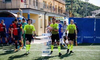 Serie D, anticipata a sabato Arconatese-Sestri Levante