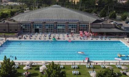 La piscina nel parco di Sestri Levante riparte da lunedì 31 maggio