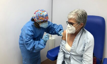 "Vaccini: ""In Liguria quasi 100% sanitari li ha accettati"""