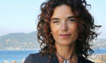 Valeria Corciolani alla Biblioteca del Mare di Riva Trigoso