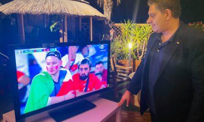 L'Italia mette ko la Turchia 3 a 0: ma è bufera sull'esultanza di Toti