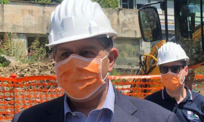 """Toti scrive al ministro: """"Apriamo il cantiere della Gronda!"""""""