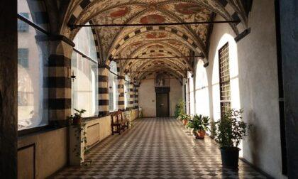 Ecco Luci sul Forte, la rassegna nel magico Chiostro di Santa Maria del Castello