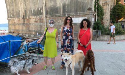 Divieto cani in spiaggia e sulle passeggiate: dissenso a Zoagli