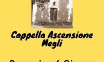 Recco, messa all'aperto alla Capella dell'Ascensione a Faveto