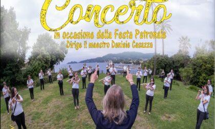 La Banda di Rapallo torna in concerto per la festa di Nostra Signora di Montallegro