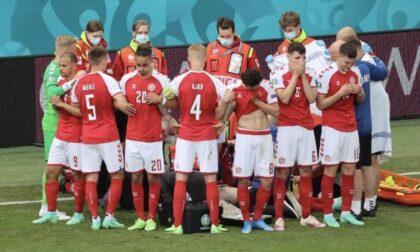 Arresto cardiaco in campo, gli auguri di Toti al calciatore Eriksen