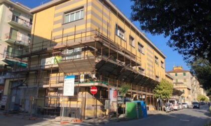 In fase di ultimazione la ristrutturazione della palazzina comunale ex Enel