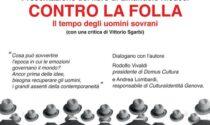 """Rapallo, Fdl presenta """"Contro la folla. Il tempo degli uomini sovrani"""" di Emanuele Ricucci"""