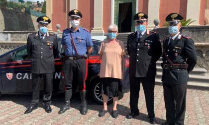 Aggredita in chiesa, salvata grazie ai carabinieri
