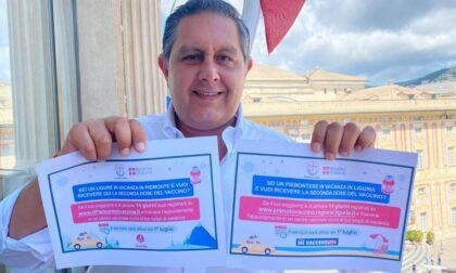Vaccini in vacanza, dal 1° luglio via per i turisti liguri e piemontesi