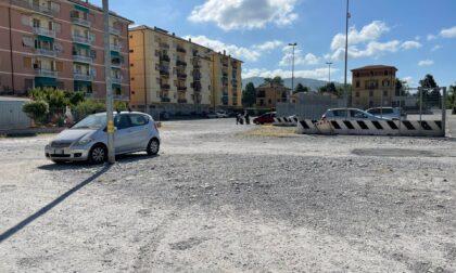 Il parcheggio pubblico a lato dello stadio Gastaldi di Chiavari verrà finalmente sistemato