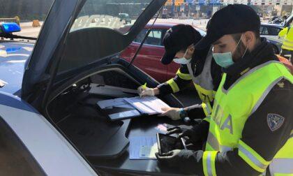 Alcol e droghe, controlli a tappeto della Polizia Stradale in tutta la Liguria