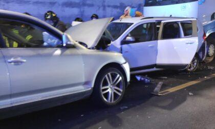 Grave incidente sulla A12 tra Sestri e Brugnato