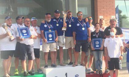 Rapallo, Pescatori Dilettanti campioni italiani per la seconda volta consecutiva