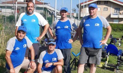 Campionato di pesca alla carpa: Cordano vince ma Botto resta in testa