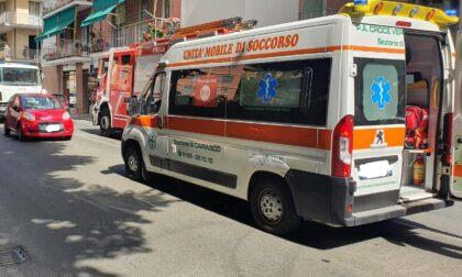 Chiavari, incidente a Caperana: investito mentre attraversa la strada
