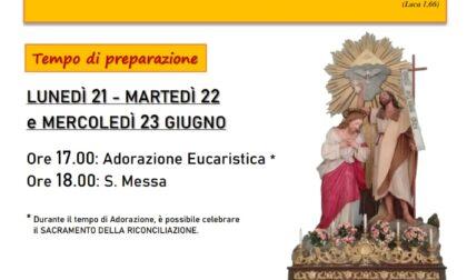 Cicagna, torna la Festa Patronale di San Giovanni Battista