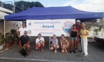 La Lega Navale Chiavari-Lavagna partecipa a Diecimila Vele di Solidarietà con una rassegna fotografica itinerante on board