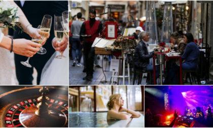 Liguria in zona bianca: ecco le regole