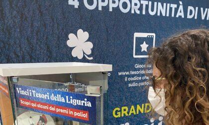 Tesori di Liguria, 4mila premi in palio