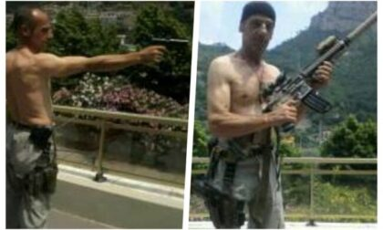 I messaggi e le foto inquietanti del killer di Sharon