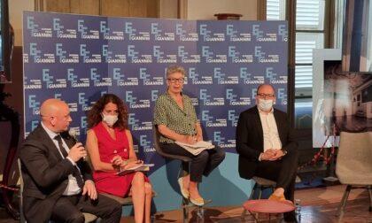 A Chiavari seconda giornata dell'Economic Forum Giannini