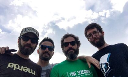 I chiavaresi Fear the Beards parteciperanno a Sanremo Rock