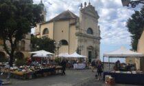 A Bogliasco ripartono i mercatini in piazza: appuntamento a giugno domenica 6 e domenica 20