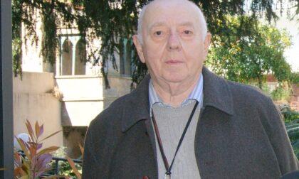 Chiavari piange il professor Torribio Guatteri