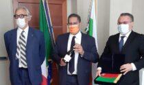 Regione, Scandroglio da Toti con l'ambasciatore di Bulgaria Stoyanov