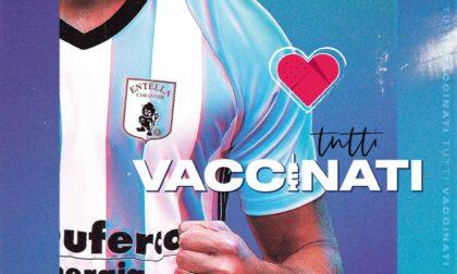 VirtusEntella: tutto il gruppo squadra è stato vaccinato