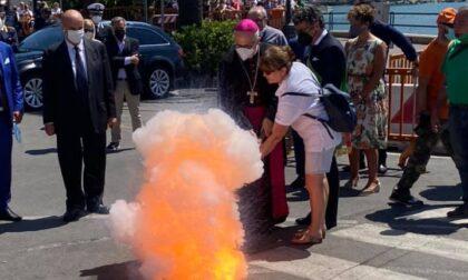 """Feste di Luglio, il vescovo Devasini dà fuoco alle polveri del """"panegirico"""""""