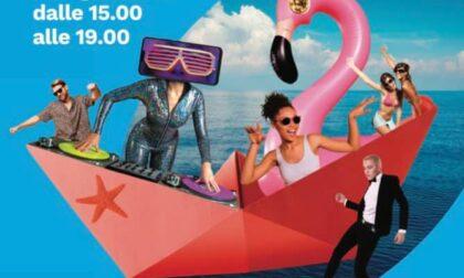 """A Rapallo si balla...in barca: arriva oggi al Castello dei Sogni il """"Sea party"""""""