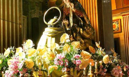 Lavagna celebra la patrona, confermata la Messa sul lungomare