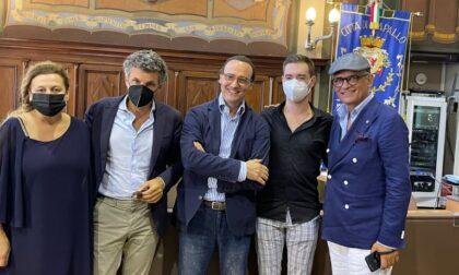 Ciak, si gira: Rapallo ancora un volta diventa set cinematografico
