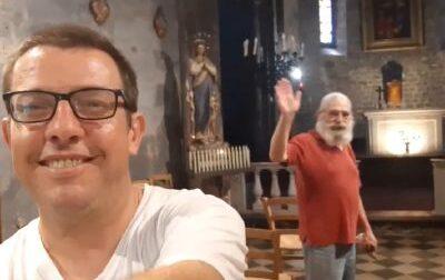 Don Davide Casanova si racconta in un video